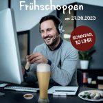 digitaler Weißwurst Frühschoppen